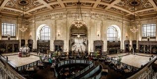 Estação da união - Kansas City fotos de stock royalty free