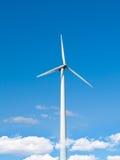 Estação das energias eólicas Imagens de Stock
