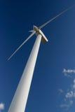 Estação das energias eólicas Fotos de Stock