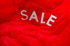 Estação das vendas Imagem de Stock Royalty Free