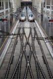 Estação de Atocha Foto de Stock Royalty Free