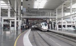 Estação de Atocha Imagem de Stock Royalty Free