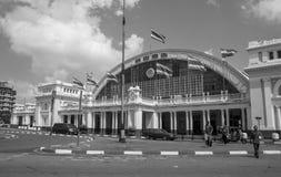 Estação de Banguecoque foto de stock