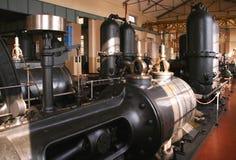 Estação de bombeamento Fotografia de Stock