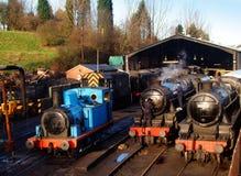 Estação de Bridgnorth Foto de Stock Royalty Free