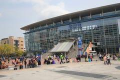 Estação de Busan Foto de Stock