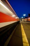 Estação de caminhos-de-ferro Alemanha Imagens de Stock Royalty Free