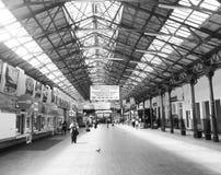 Estação de caminhos-de-ferro central Fotografia de Stock