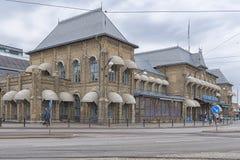 Estação de caminhos-de-ferro da central de Gothenburg Foto de Stock Royalty Free