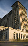 Estação de caminhos-de-ferro de Detroit Foto de Stock
