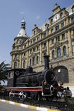 Estação de caminhos-de-ferro de Haydarpasa Foto de Stock