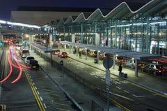 Estação de caminhos-de-ferro de Hong Kong Imagem de Stock Royalty Free