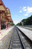 Estação de caminhos-de-ferro de Hua Hin Imagem de Stock Royalty Free
