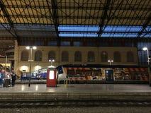 Estação de caminhos-de-ferro de Marselha Fotos de Stock Royalty Free