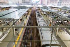 Estação de caminhos-de-ferro de Osaka do JÚNIOR Imagens de Stock Royalty Free