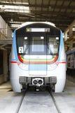 Estação de caminhos-de-ferro do metro Imagens de Stock Royalty Free