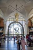 Estação de caminhos-de-ferro em C4marraquexe, Marrocos Imagem de Stock Royalty Free