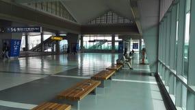 Estação de caminhos-de-ferro de Busan Fotos de Stock