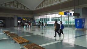Estação de caminhos-de-ferro de Busan Foto de Stock Royalty Free