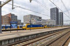 Estação de caminhos de ferro de Den Haag HS fotos de stock royalty free
