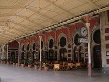 Estação de caminhos-de-ferro Istambul de Sirkeci foto de stock