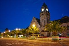 Estação de caminhos-de-ferro de Metz Imagens de Stock