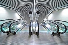 Estação de cidade de Éstocolmo Fotos de Stock Royalty Free