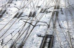 Estação de comboio imagens de stock