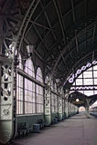 Estação de comboio Imagem de Stock Royalty Free