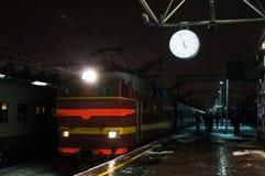 Estação de comboio fotos de stock