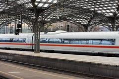 Estação de comboio imagem de stock