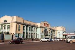 Estação de comboio central Fotos de Stock