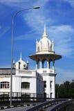 Estação de comboio da História em Kuala Lumpur imagens de stock