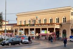 Estação de comboio de Centrale da Bolonha, Italia foto de stock royalty free