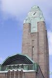 Estação de comboio de Helsínquia fotos de stock