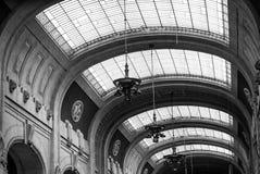 Estação de comboio de Milão Centrale Fotografia de Stock