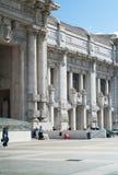 Estação de comboio de Milão Centrale Imagens de Stock Royalty Free