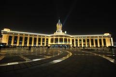 Estação de comboio de Tianjin fotografia de stock royalty free