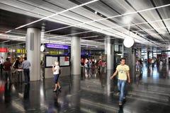 Estação de comboio de Viena imagem de stock royalty free