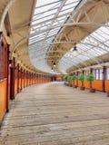Estação de comboio do Victorian Imagem de Stock Royalty Free