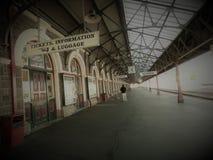 Estação de comboio de Dunedin imagem de stock