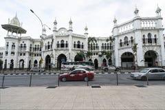 Estação de comboio de Kuala Lumpur foto de stock