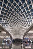 Estação de comboio sul de Guangzhou foto de stock royalty free