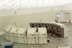 Estação de controlador aéreo Imagens de Stock
