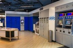 Estação de correios Foto de Stock