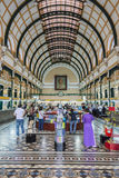 Estação de correios central de Saigon, Vietnam Imagem de Stock Royalty Free