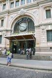 Estação de correios central de Saigon, Vietnam Imagem de Stock