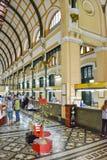 Estação de correios central de Saigon, Vietnam Foto de Stock