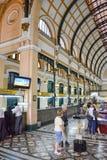 Estação de correios central de Saigon, Vietnam Imagens de Stock Royalty Free