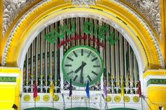 Estação de correios central Vietnam de Ho Chi Minh City imagem de stock